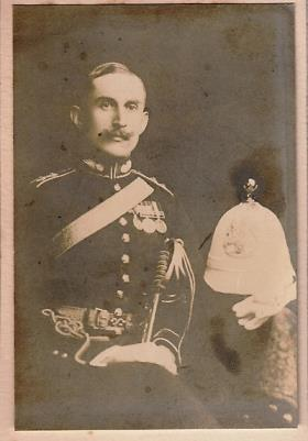 Ewan Alan MacDougall, Major in the 1st Division Canadian Field Artillery 3rd Brigade, 9th Battery
