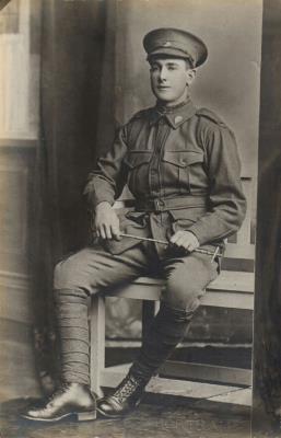 William Morley, Private 12th Battalion
