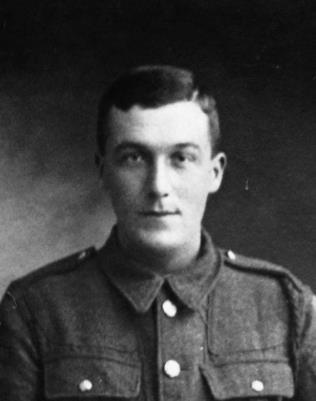Albert Makin, Private 306945 2nd/7th Bn, Duke of Wellington's (Weat Ridig Regiment)