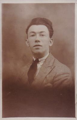 Charles Edward  Oattes, Private L/21815, Middlesex Regiment, 1st Battalion