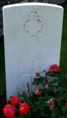 Edward Herbert Morris, B/2955 London Rifle Brigade,  served from 2014