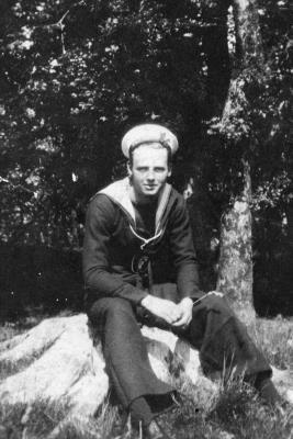 David Groves, Able Seaman Royal Navy