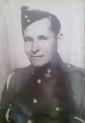 CHARLES MARSH, QMS Army