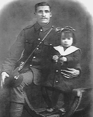 PATRICK LENIHAN, 2nd Bn Royal Munster Fusiliers, Sjt