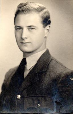 Thomas Desmond Larkins, Electrician RAF