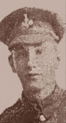 Charles Stanley Howes, Pte 4th Bn Yorkshire Regiment