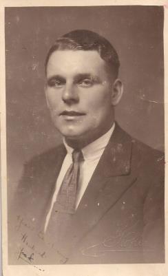 Cyril John Powell, Royal Engineers, Staff Sergeant