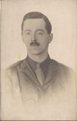 James Campbell, 2nd Lieut. - 8th and 10th Bn. The Cameronians (Scottish Rifles)