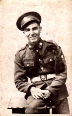 Sydney Herbert Stanley Matthews, RAOC Private 7656610