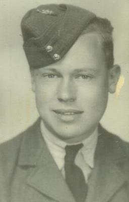 Eric Hibbert, 57 Squadron Bomber Command Flight Engineer on Flight JB372 left East Kirby on 2nd December 1943