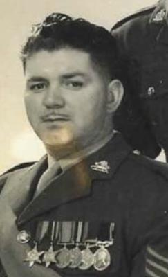 John Joseph  Marlborough, Gunner