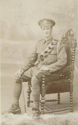 Charles Downey, Private 2/7th Kings Regiment Liverpool