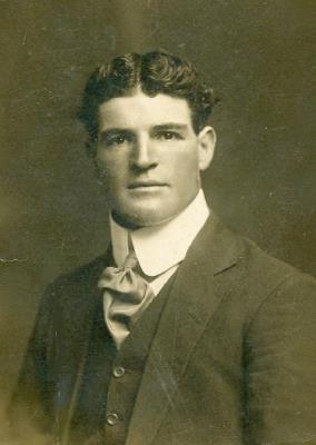William James Gribble, 548 Trooper 9th Australian Light Horse