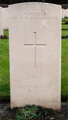 Richard Spearink, Royal Fusiliers (London Regiment) Private 25820