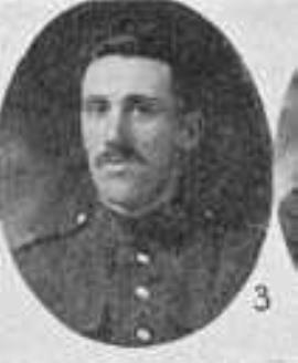 "Archibald ""Arch""  McCormick, Private, Canadian Infantry (Nova Scotia Regiment) 25th Battalion. Killed in action, 1 Jan. 1917."