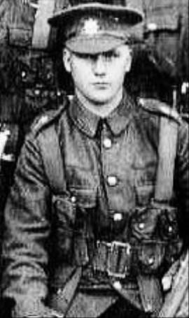 Mark Ernest Woolley, Coldstream Guards Private 22403