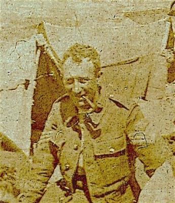 Archibald Henry Gascoigne, Sergeant in Royal Horse Artillery. 20th Brigade, Leicester.
