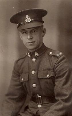 Herbert Bamford, Sargeant REME , Scots Guards