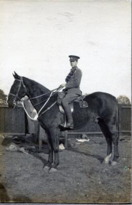 George Brown, Royal Field Artillery