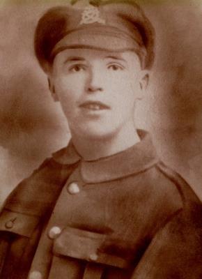 William Bowers, 6th Battalion North Staffordshire Regimen
