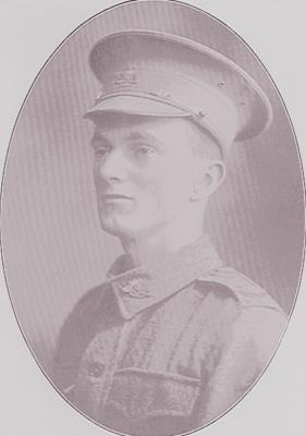 Frank Dealy, Lance Corporal. A.I.F. 43rd Battalion