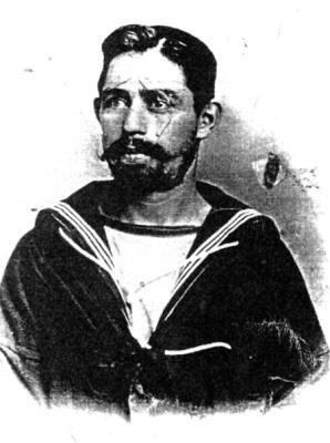 William Medhurst, 1st class Petty Officer on HMS Cornwallis