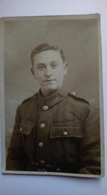 Albert Kendall, No details known but from Essex