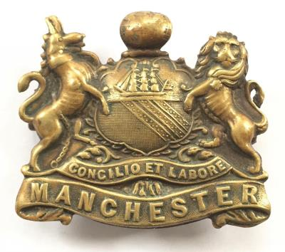 Herbert Brotherton, The Manchester Regiment. 2nd / 7th Battalion. Private 277132
