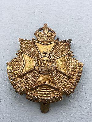 Joseph Benson, 2049 Private 5th Battalion Border Regiment