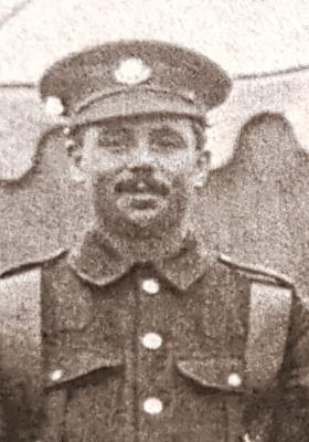 Michael Lydon, Sgt, 6th Battalion East Yorkshire Regiment WW1