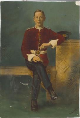 Joseph Richards, Private