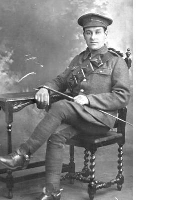 James Maurice (Morrie) Rose, Shropshire Yeomanry later KSLI