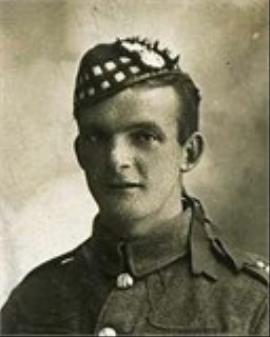 George Marnoch Chaplain  Smith, First world war