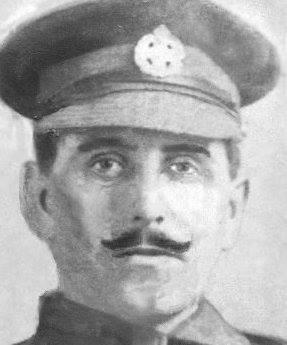 Herbert Charles Frost, Rifleman