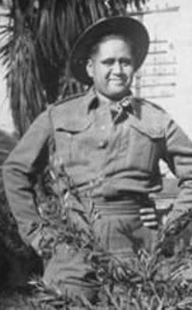 Unknown  New Zealand Soldier , Private 28th Maori Battalion