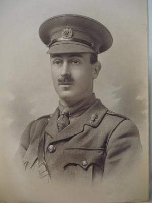 Frederick Turner, Lieutenant 2nd (Glamorgan) Company Royal Engineers