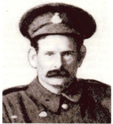 Frederick James Allen, L/Corporal, 13th Royal Sussex