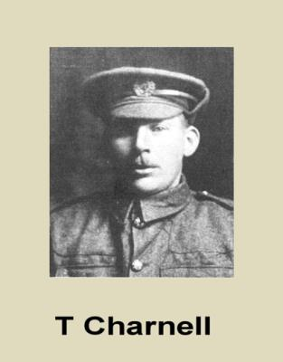 Thomas  Charnell, Sapper 171 Company Royal Engineers