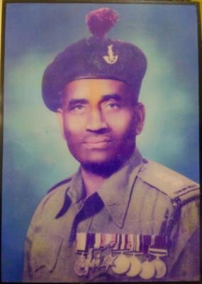 Capt Shripatrao Vishwasrao, Capt