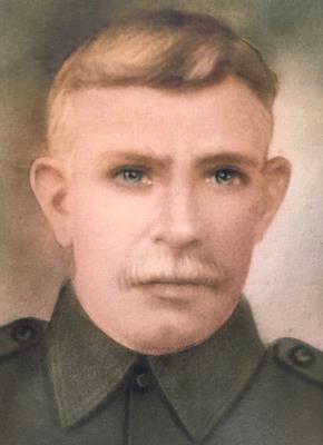 James Mahoney, Lance Corporal Royal Irish Fusiliers