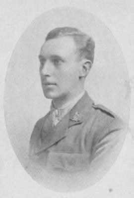 Vernon Holden, Major/Infantry