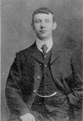 James Finn, Company Serjeant-Major, 6/Cheshire Regiment