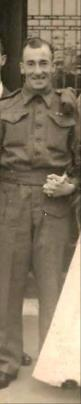 arthur Ellis, Driver WW2