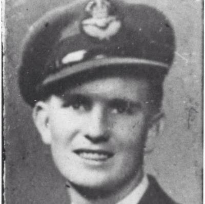 Timothy Oliver O'Carroll, Flt. Lt. RAF