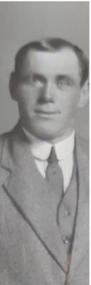 Robert Owen Price, Private, Lancashire Fusiliers