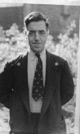 Wesley Greaves, Pvte Notts & Derby (Sherwood Foresters)