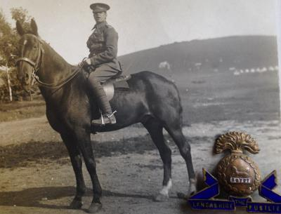 Samuel Adam Ashworth, 92229 Lancashire Fusiliers