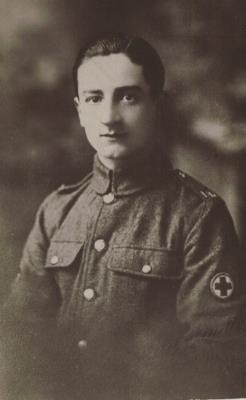 Thomas William Jones, Medical Corps