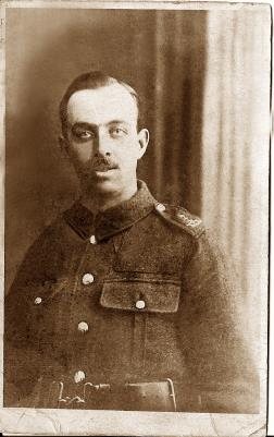 Frank Housley, A/Cpl Manchester Regiment