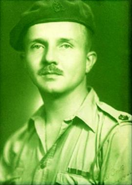 Percival Hugh  White, Major – Middlesex Regiment, Rangoon